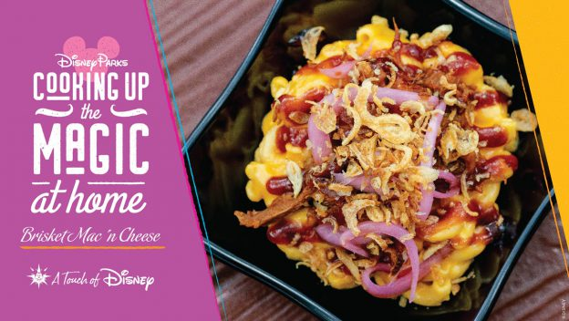 This image has an empty alt attribute; its file name is brisket-mac-and-cheese.jpg